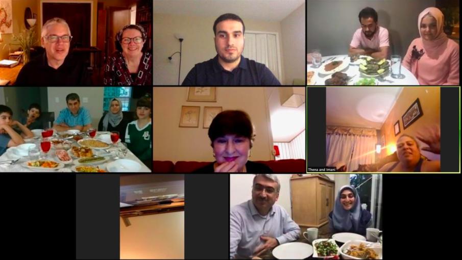 Ramadan Iftars Fast-breaking Dinners