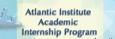 Atlantic Institute Academic Internship Program