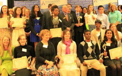 Awards Ceremony Of 2013 – 2014 Art & Essay Contest
